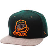 Zephyr Oregon Ducks College Executive Snapback Hat