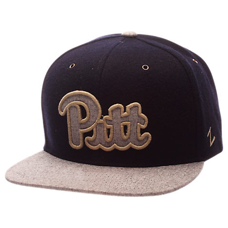 Zephyr Pitt Panthers College Executive Snapback Hat
