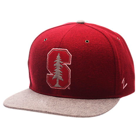 Zephyr Stanford Cardinal College Executive Snapback Hat