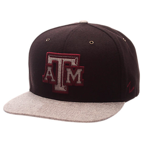 Zephyr Texas A&M Aggies College Executive Snapback Hat
