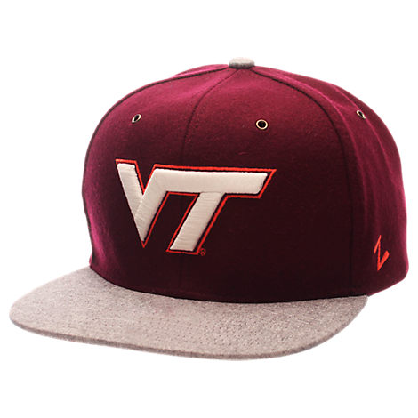 Zephyr Virginia Tech Hokies College Executive Snapback Hat