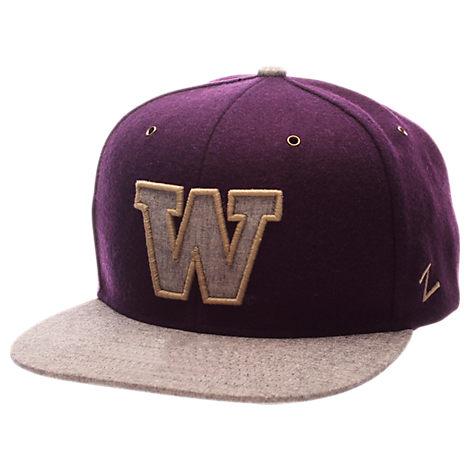 Zephyr Washington Huskies College Executive Snapback Hat