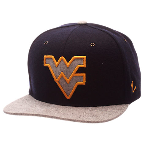 Zephyr West Virginia Mountaineers College Executive Snapback Hat