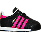 Girls' Toddler adidas Samoa Casual Shoes