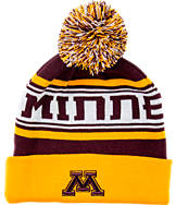 Zephyr Minnesota Golden Gophers College Finished Cuffed Pom Hat