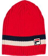 Fila Stripe Beanie Hat