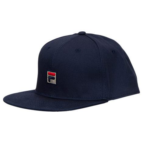 Unisex Fila F-Box Snapback Hat