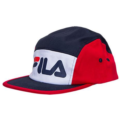 Fila 5 Panel Camper Snapback Hat