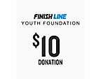 Finish Line Youth Foundation Donation