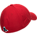 Back view of '47 Boston Red Sox MLB Franchise Cap in Red
