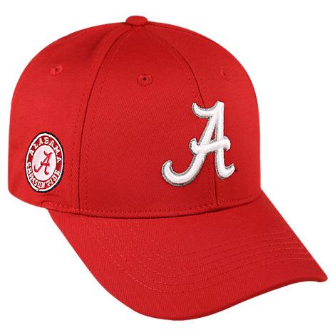 Top of the World Alabama Crimson Tide College Fresh Adjustable Cap