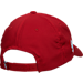 Back view of Top of the World Indiana Hoosiers College Fresh Adjustable Cap in Team Colors