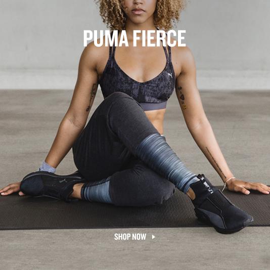 Puma Fierce. Shop Now.