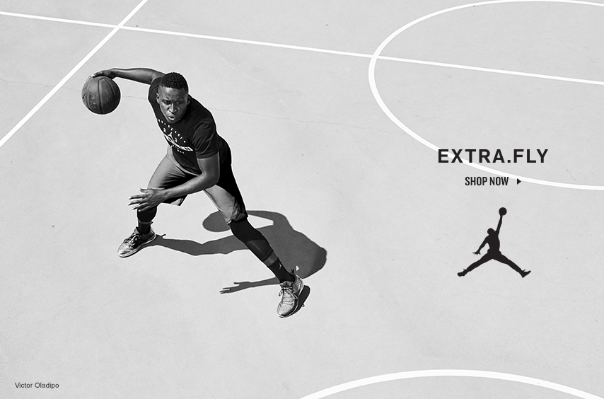 Jordan Extra.Fly. Shop Now.