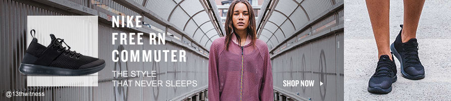Women's Free Commuter. Shop Now.