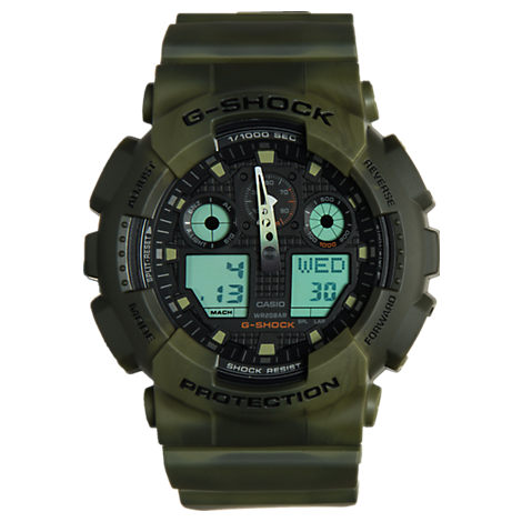 Casio G-Shock Marble Watch