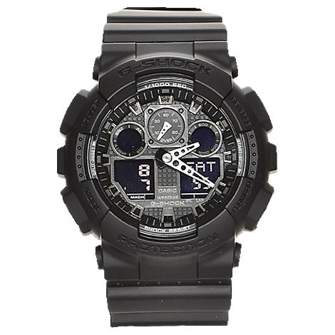 Casio G-Shock GA100 Series Watch