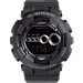 Front view of Casio G-Shock Tough Culture XL Digital Watch in LCD