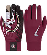 Nike Florida State Seminoles College Stadium Football Gloves