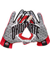 Nike Ohio State Buckeyes College Stadium Football Gloves