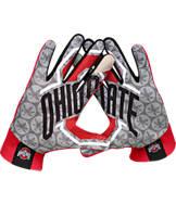 Nike Ohio State Buckeyes College Stadium Football Gloves