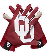 Nike Oklahoma Sooners College Stadium Football Gloves