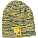Front view of Top of the World Baylor Bears College Glaze Knit Hat in Team Colors