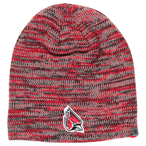 Top of the World Ball State Cardinals College Glaze Knit Hat