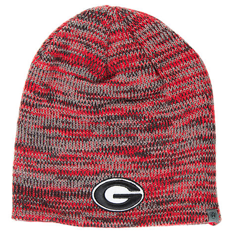Top of the World Georgia Bulldogs College Glaze Knit Beanie