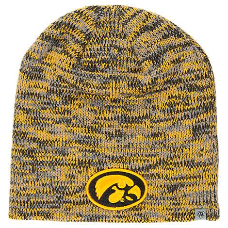 Top of the World Iowa Hawkeyes College Glaze Knit Hat