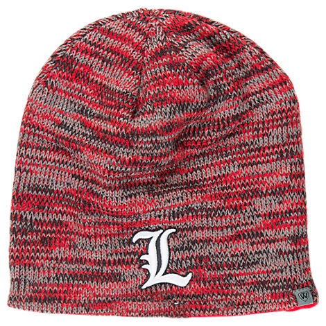 Top of the World Louisville Cardinals College Glaze Knit Hat