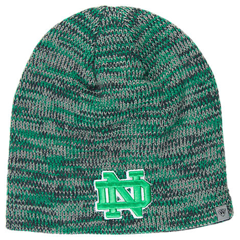 Top of the World Notre Dame Fighting Irish College Glaze Knit Hat