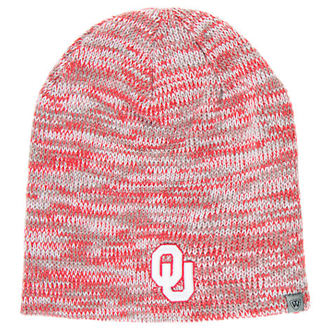 Top of the World Oklahoma Sooners College Glaze Knit Hat