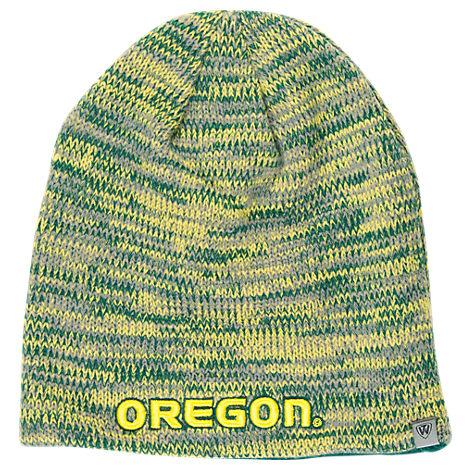 Top of the World Oregon Ducks College Glaze Knit Hat
