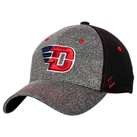 Zephyr Dayton Flyers College Graphite Flex Cap