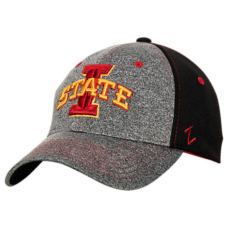 Zephyr Iowa State Cyclones College Graphite Flex Cap
