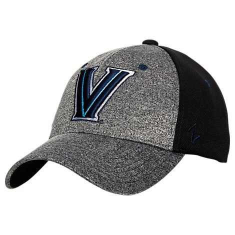 Zephyr Villanova Wildcats College Graphite Flex Cap