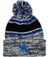 Women's Zephyr Kentucky Wildcats College Granite Pom Knit Hat