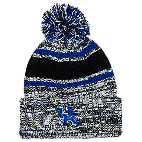 Women's Zephyr Kentucky Wildcats College Granite Pom Knit Hat