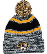 Women's Zephyr Missouri Tigers College Granite Pom Knit Hat