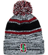 Women's Zephyr Stanford Cardinals College Granite Pom Knit Hat