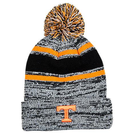 Women's Zephyr Tennessee Volunteers College Granite Pom Knit Hat