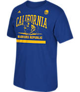Men's adidas Golden State Warriors NBA Cali Bear T-Shirt