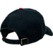 Back view of '47 Brand Boston Red Sox MLB Clean Up Adjustable Hat in Navy