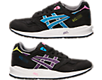 Women's Asics GEL-Saga Casual Shoes