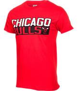 Men's Majestic Chicago Bulls NBA Scottie Pippen Monagle T-Shirt