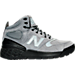 Right view of Men's New Balance Fresh Foam Paradox Casual Shoes in Gunmetal/Black