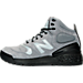 Left view of Men's New Balance Fresh Foam Paradox Casual Shoes in Gunmetal/Black