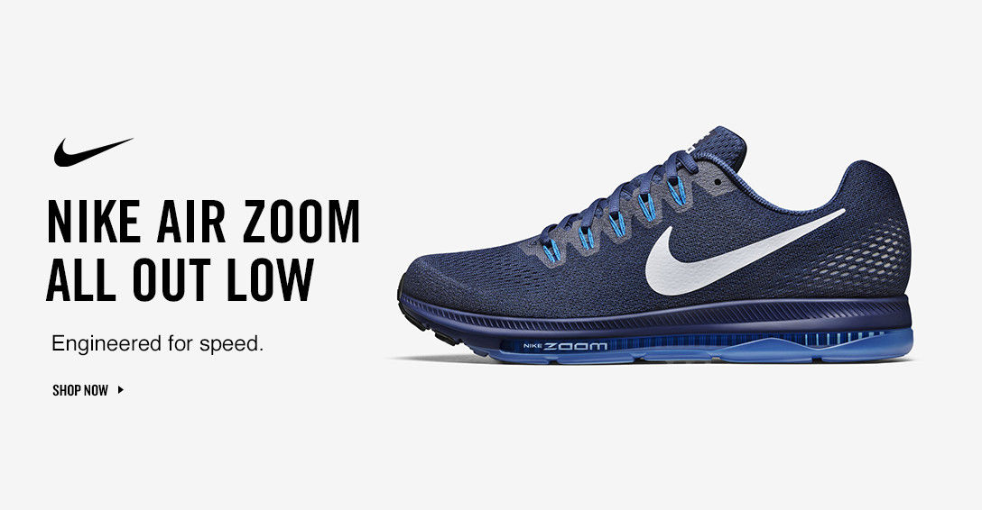 Nike Air Zoom All Out Low. Shop Now.