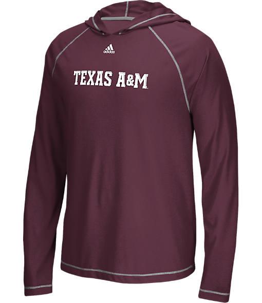 Men's adidas Texas A&M Aggies College Mark My Words' Hoodie